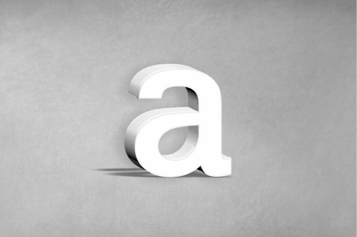Fräsbuchstaben sind die Königsklasse der Außenwerbung und darin sind wir ganz groß.