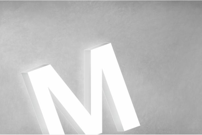 Lichtwerbung, gefräst, beleuchtet und sparsam von Millers Marketing