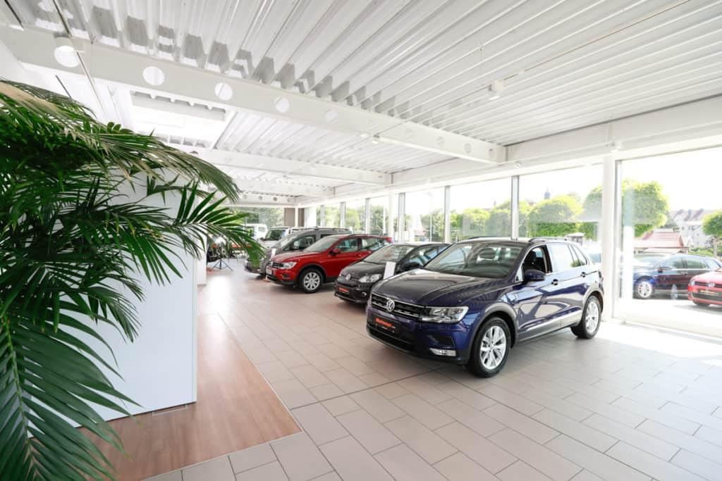 Fotografie Autohaus VW Albertsmeyer Ausstellung