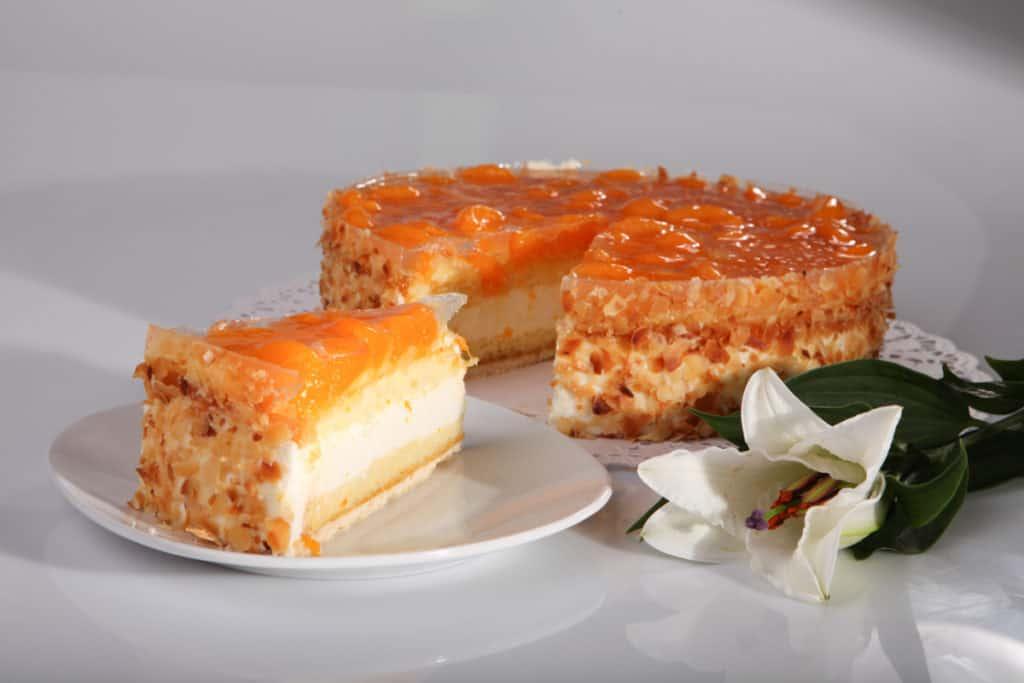 Produktfotografie Kuchen Mandarine Fotografie Bäckerei Exner