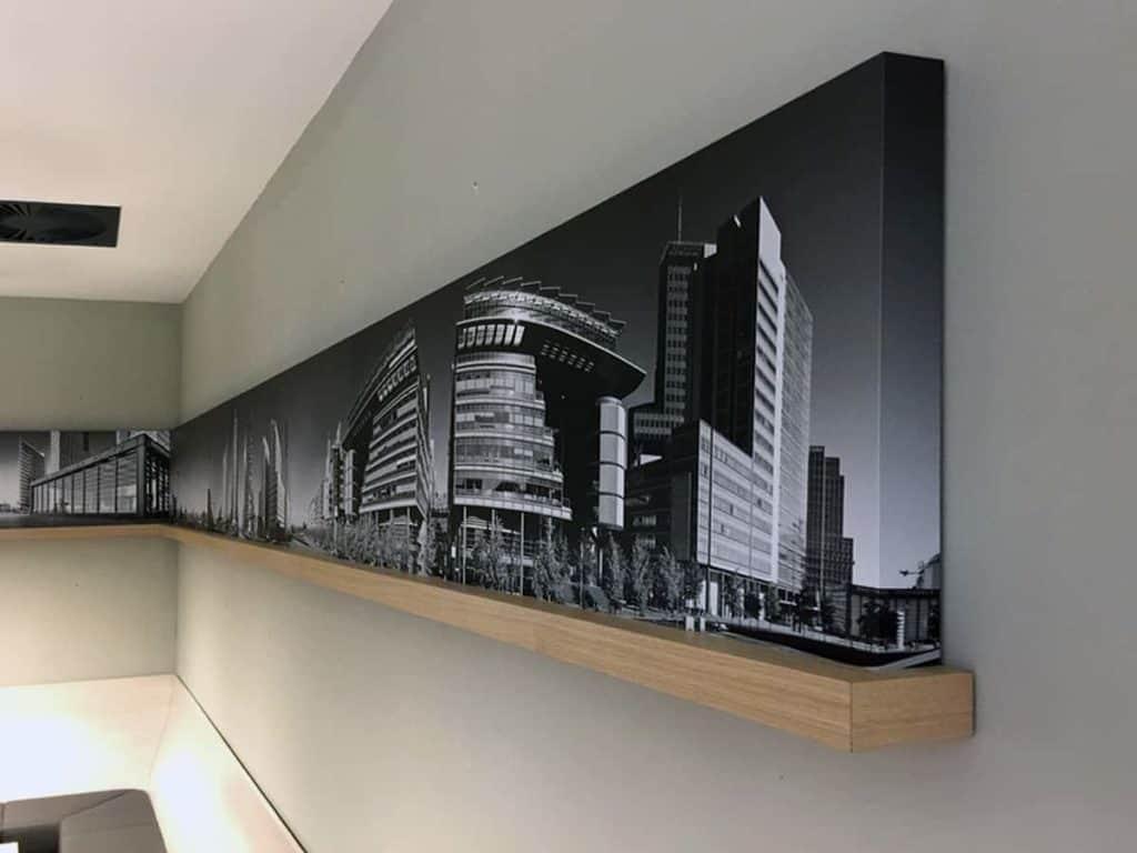 Interieur Bildelement Rewe Potsdamer Platz