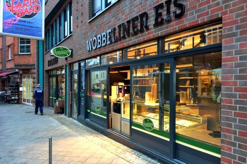Lichtwerbung Hofladen Denissen Schwerin