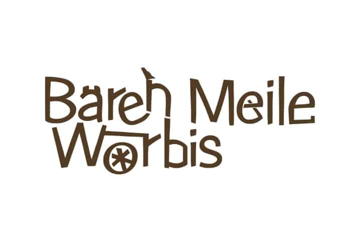 Logogestaltung Bärenmeile