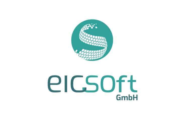 Logogestaltung eicsoft GmbH