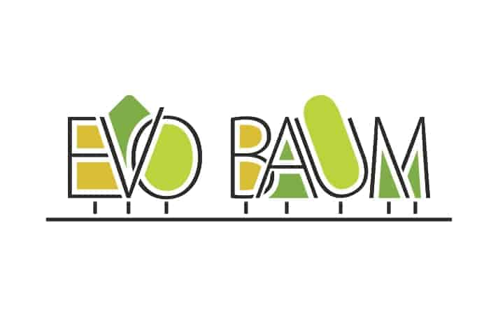 Logogestaltung EVO BAUM
