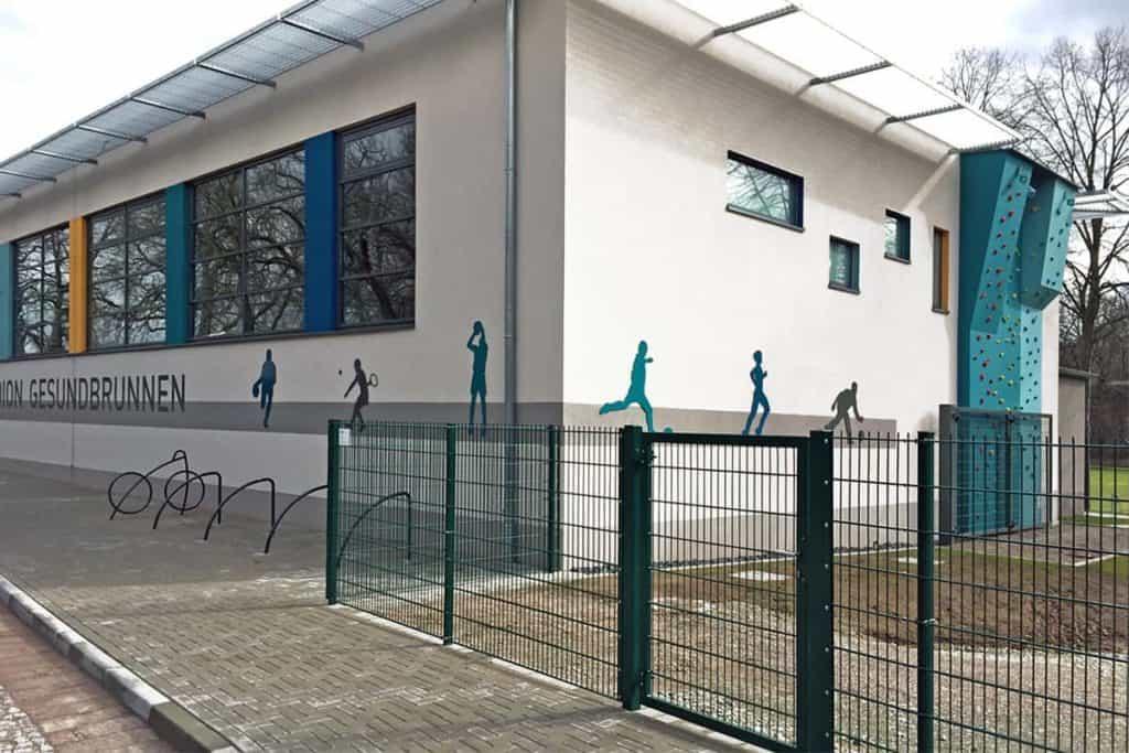 Informationsbeschilderung Silhouetten Heiligenstadt