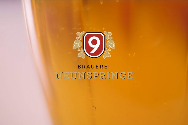 Website Brauerei Neunspringe Worbis